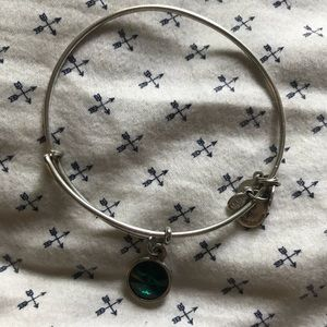 Alex&Ani May Birthstone Bracelet